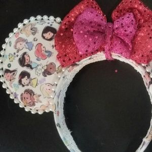 Disney Princess Mickey Mouse Ears